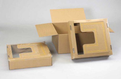 Emba-Swing® - De Membraanverpakking 460 x 460 mm